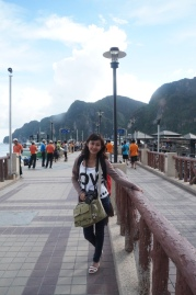 Tonsai Pier