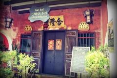 China Inn (ga jadi makan disini. Hiks...)