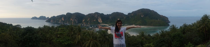 Me @ Phi Phi View Point