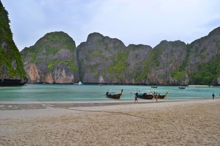 Maya Bay @ Phi Phi Leh