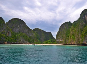 The beautifull Maya Bay