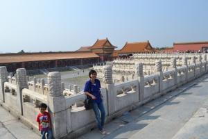 Salah satu sudut Forbidden City