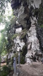 Kuburan di tebing