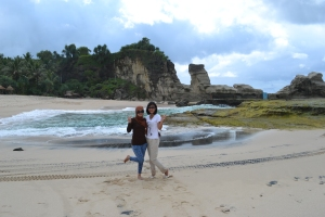 Serasa private beach
