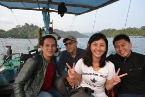 Menyeberang ke Pulau Sempu