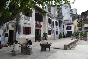 pekarangan Mandarin's House