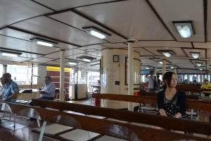di atas ferry