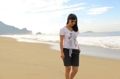 Aku di Pantai Sukamade